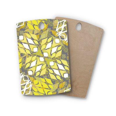 Miranda Mol Birchwood Sandy Signs Cutting Board Shape: Rectangle
