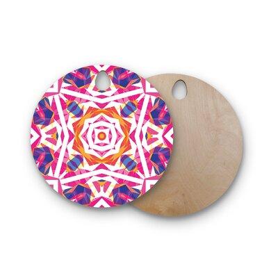 Miranda Mol Birchwood Paradise Cutting Board Shape: Round