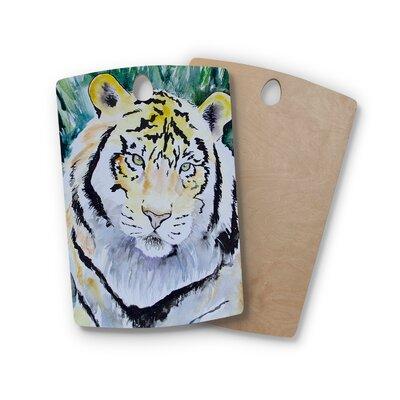Padgett Mason Birchwood Tiger Cutting Board Shape: Rectangle