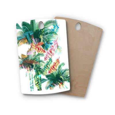 Victoria Krupp Birchwood Return To Bali Digital Cutting Board Shape: Rectangle
