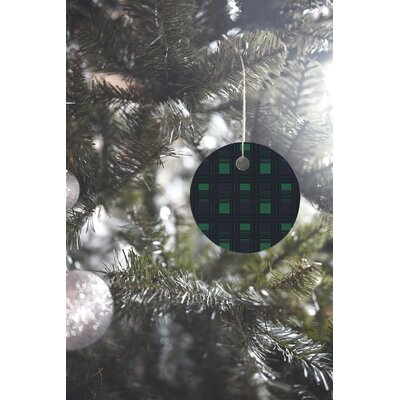 Round Shaped Ornament