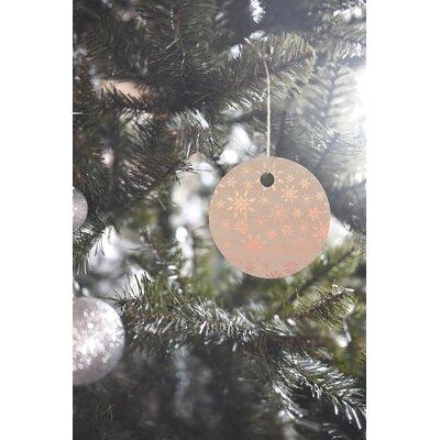 Iveta Abolina Lapland Round Shaped Ornament