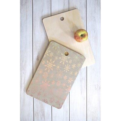 Iveta Abolina Wood Lapland Cutting Board Shape: Rectangle