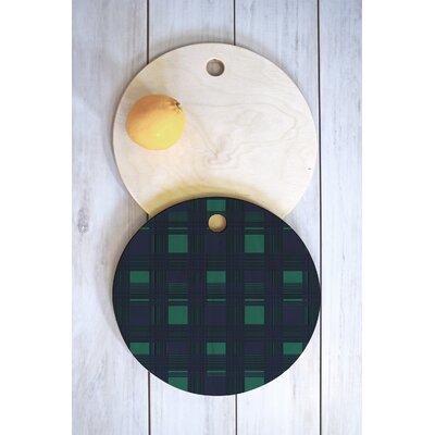 Wood Cutting Board Shape: Round