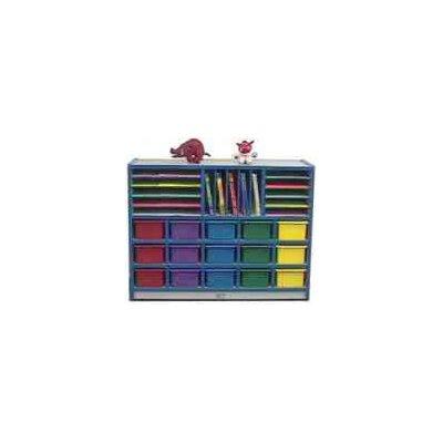 Mahar Creative Colors 30 Compartment Cubby