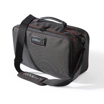 Freezable Lunch and Beverage Bag Cooler Color: Black