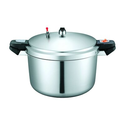 20-Cup Stovetop Commercial Pressure Cooker