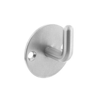 Intersteel Stainless Steel Round Wall Hook