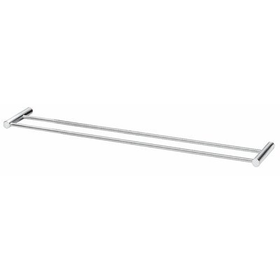 Intersteel Wall Mounted Stainless Steel Towel Rack