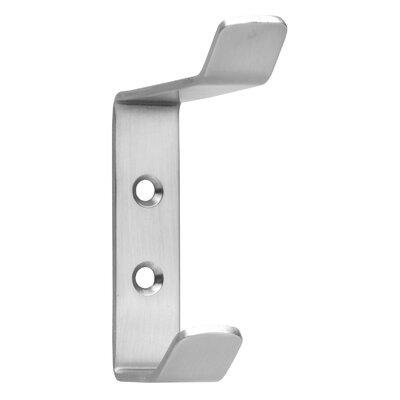 Intersteel Stainless Steel Curved Wall Hook