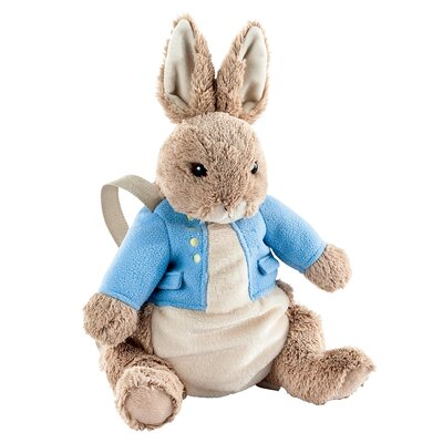 Beatrix Potter Peter Rabbit Backpack Figure