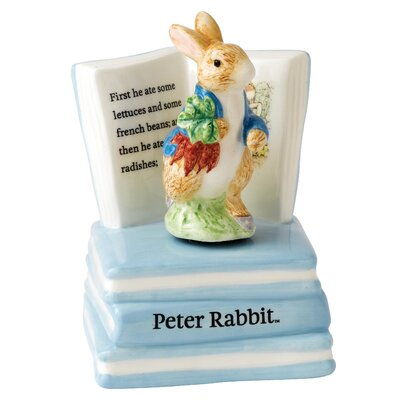 Beatrix Potter Peter Rabbit Musical Figure