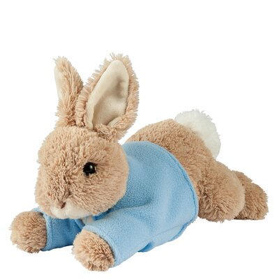 Beatrix Potter Lying Peter Rabbit Figure