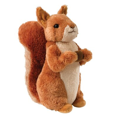 Beatrix Potter Squirrel Nutkin Figure