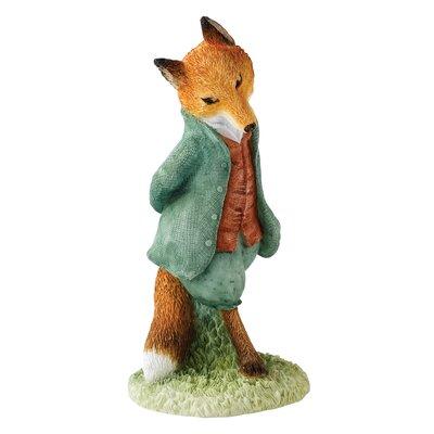 Beatrix Potter Foxt Whiskered Gentleman Figure