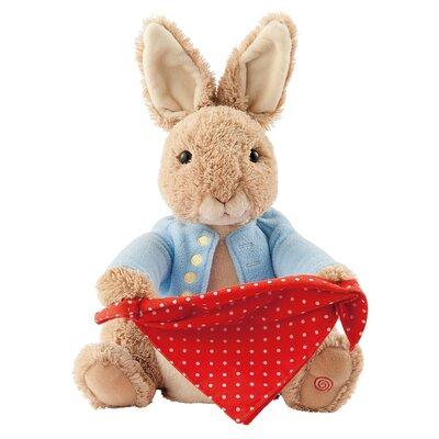 Beatrix Potter Peter Rabbit Peek A Boo Figure