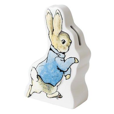 Beatrix Potter Peter Rabbit Running Money Box