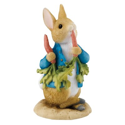 Beatrix Potter Peter Ate Some Radishes Figure