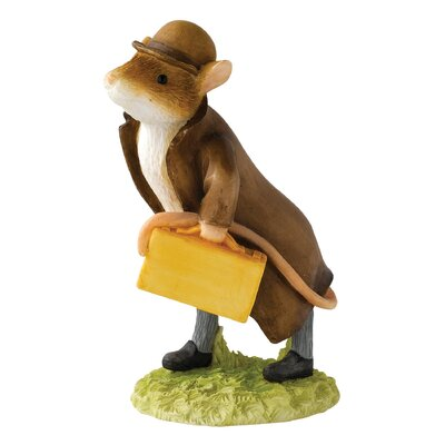 Beatrix Potter Johnny Town Mouse Figure