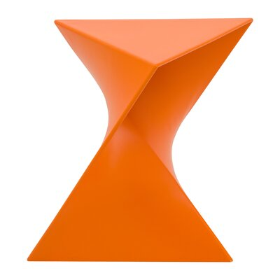 Randolph Vanity Stool Finish: Orange
