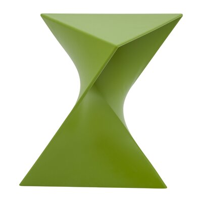 Randolph Vanity Stool Finish: Green