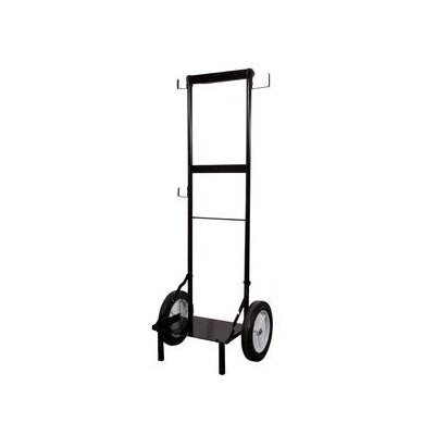 Cointra 120cm H x 44cm W x 35cm D 5kg Hand Trolley with Shelves