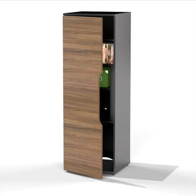 Darla 1 Door Storage Accent Cabinet