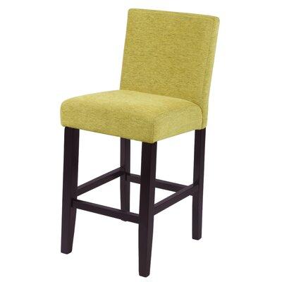 "Bottorff 26"" Bar Stool Upholstery: Pear"
