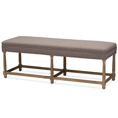 Aldreth Wood Bench