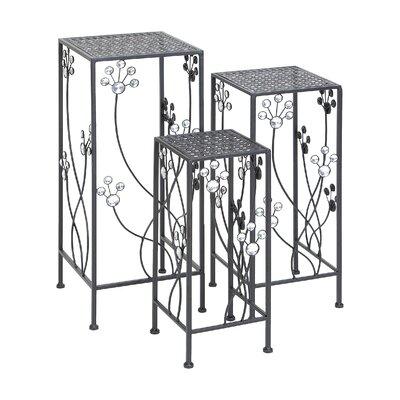Chaim 3 Piece Plant Stand Set