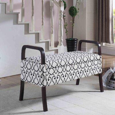 Richard Upholstered Storage Bench