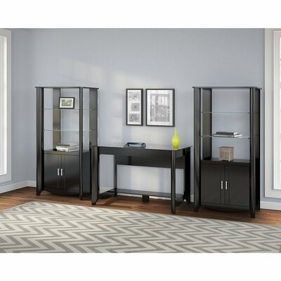 Wentworth Library Storage Accent Cabinet
