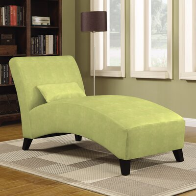Pool Jules Chaise Lounge Upholstery: Green