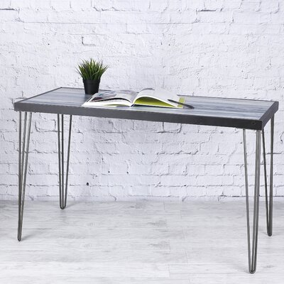 Banach Seaside Artwork Top Console Table
