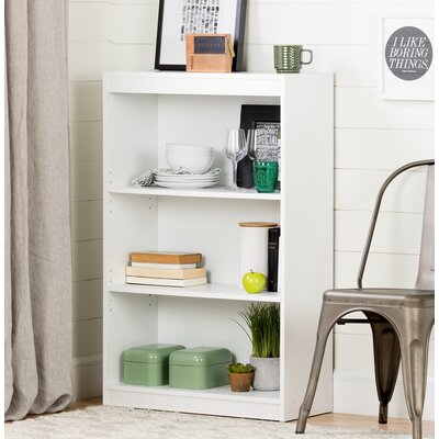Axess Standard Bookcase Finish: Pure White