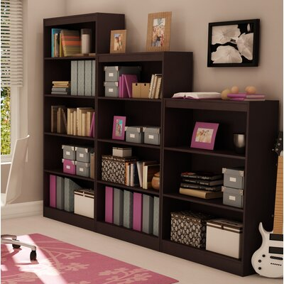 Axess Standard Bookcase Finish: Chocolate