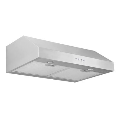 "Advanta Pro III 30"" 450 CFM Under Cabinet Range Hood"