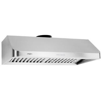 "36"" Advanta UC Chef II 900 CFM Ducted Under Cabinet Range Hood"
