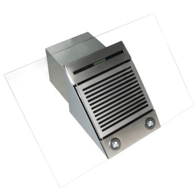 "36"" Vectra 600 CFM Ducted Wall Mount Range Hood"