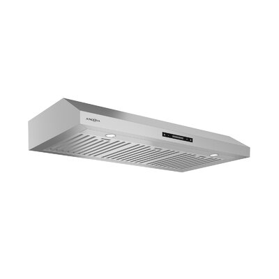 "36"" Slim Elite 325 CFM Ducted Under Cabinet Range Hood"