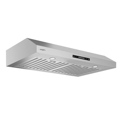 "30"" Slim Elite 325 CFM Ducted Under Cabinet Range Hood"