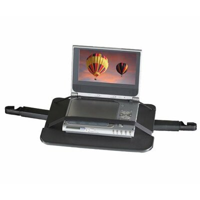 Secure Mount Portable DVD Player Vehicle Mount