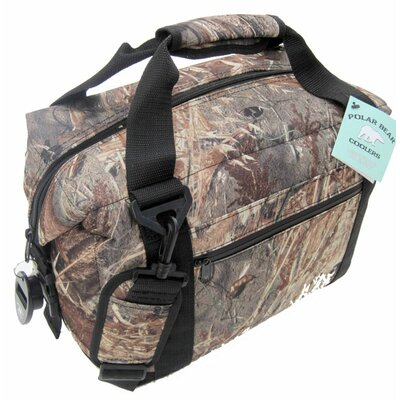 12 Can Cooler Color: Mossy Oak Duck Blind