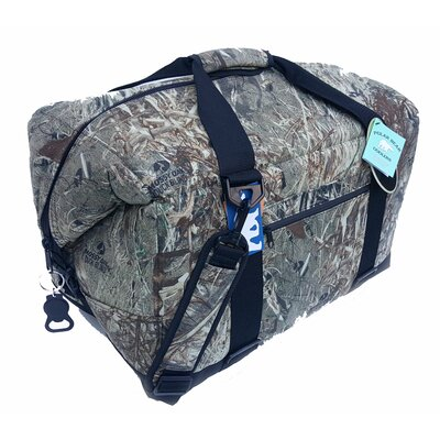 48 Can Cooler Color: Mossy Oak Duck Blind