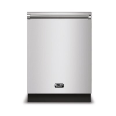 "Professional 24"" 46 dBA Built-In Dishwasher"