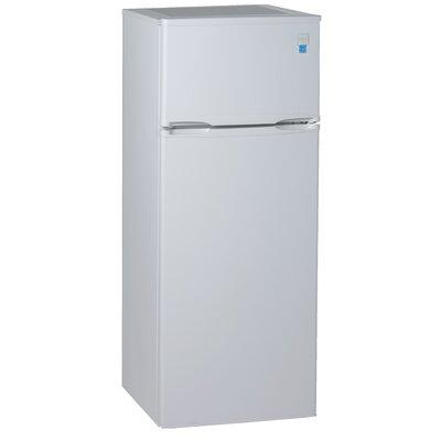 7.4 cu. ft. Top Freezer Refrigerator