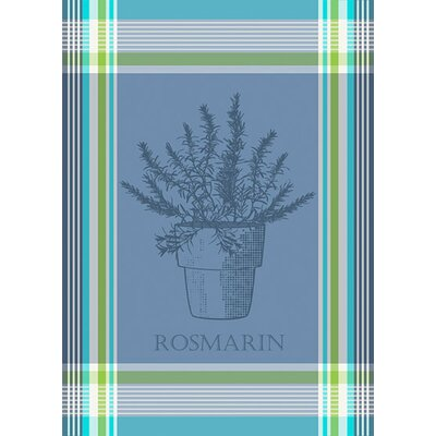 DeroTextil Herbs Rosemary Tea Towel