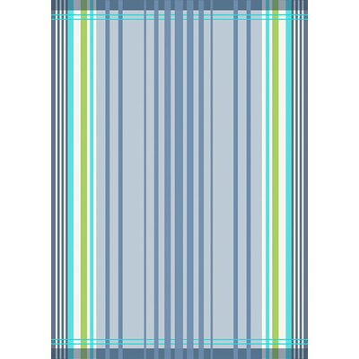 DeroTextil Herbs Stripes Tea Towel