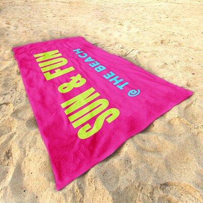 DeroTextil At the Beach Beach Towel