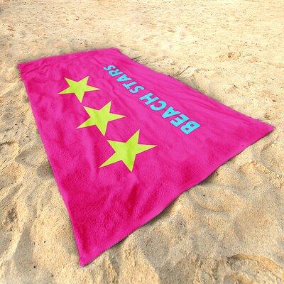 DeroTextil Beach Stars Beach Towel